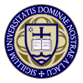 University of Notre Dame School Logo