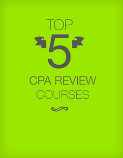 Top 5 CPA Review Course Table