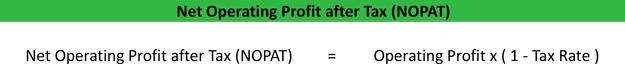 NOPAT Formula