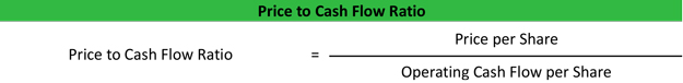 Price to Cash Flow Ratio