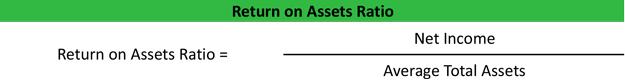 Return on Assets Ratio