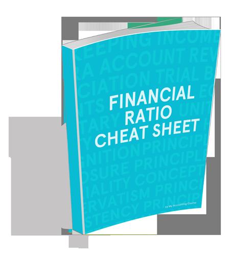 Financial Ratio Cheat Sheet
