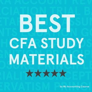 Compare the best CFA study materials