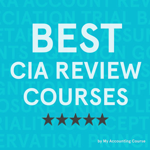 Compare the Best CIA review courses
