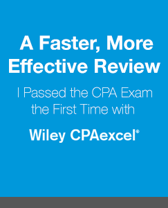 Wiley cpaexcel review course free trial 500 discount wiley cpaexcel review course study materials fandeluxe Image collections