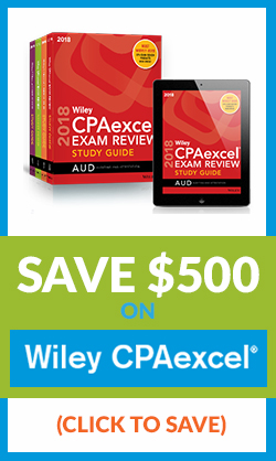 Wiley cpaexcel review course 2018 study material review discount wiley cpaexcel review course coupon code fandeluxe Images